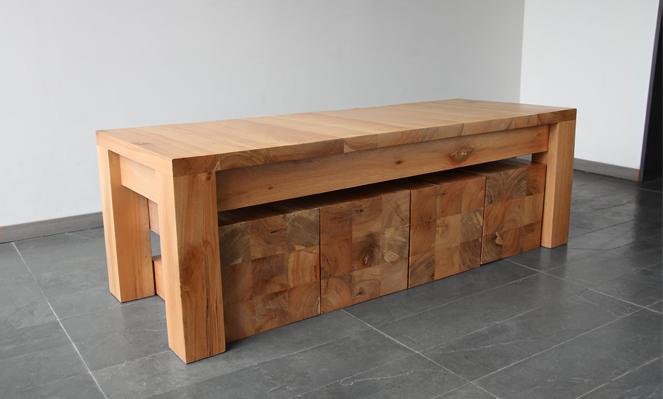 Muebles de madera dami n walker dise o creado en chile for Muebles terraza diseno