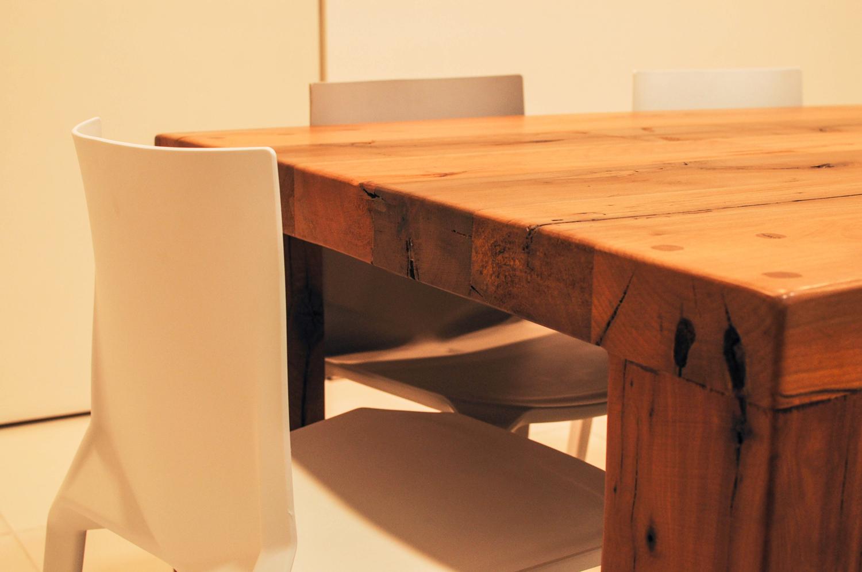 Muebles de madera reciclada amadera creado en chile for Fabricar muebles