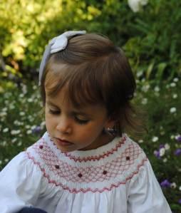 blusa bordada creado en chile