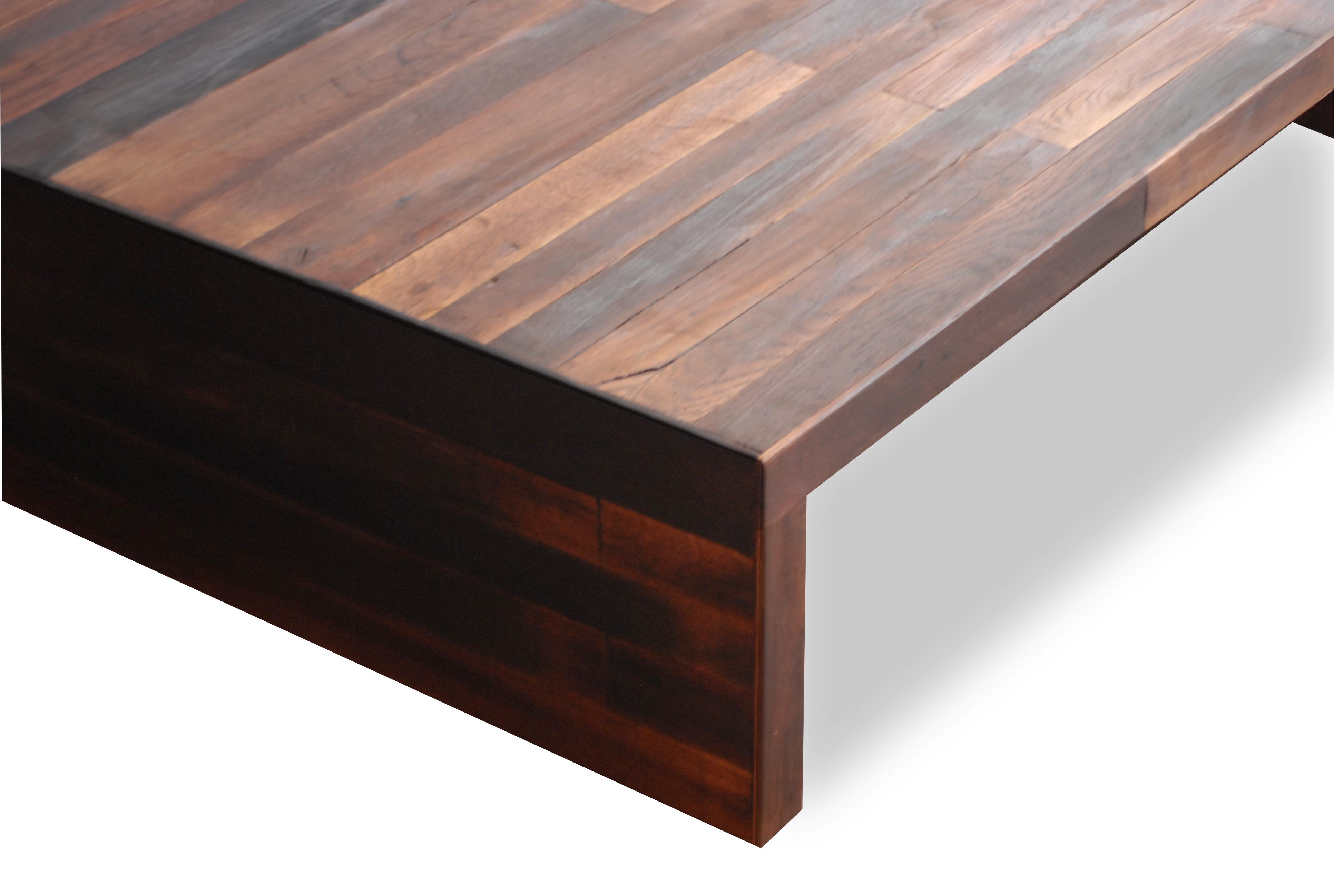 Muebles en duela aymae creado en chile - Duelas de madera ...