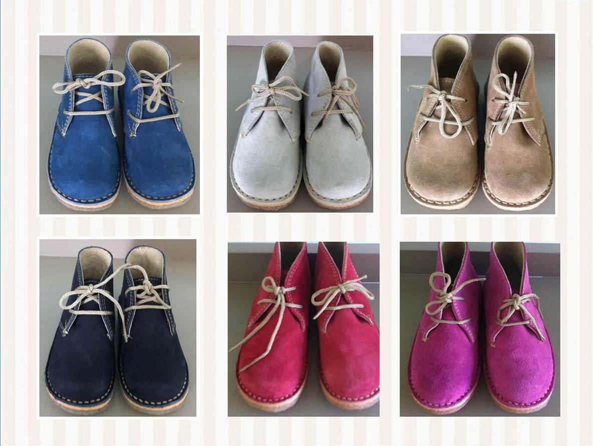 Zapatos creado en chile