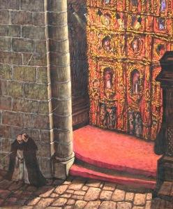 Conversación en la Catedral