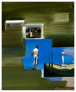 The last picture Óleo sobre tela 42.5 x 34 cm