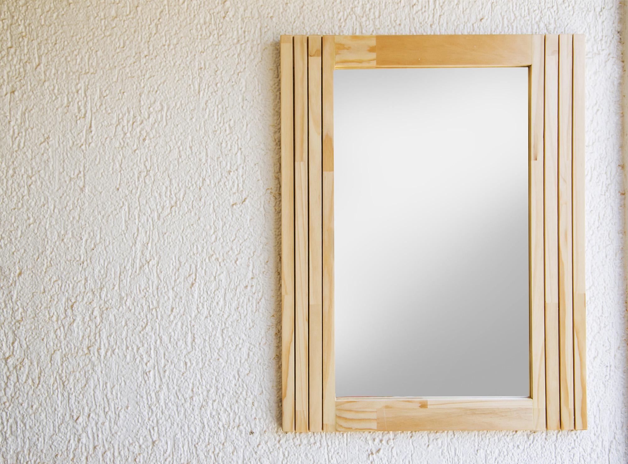 espejo vertical