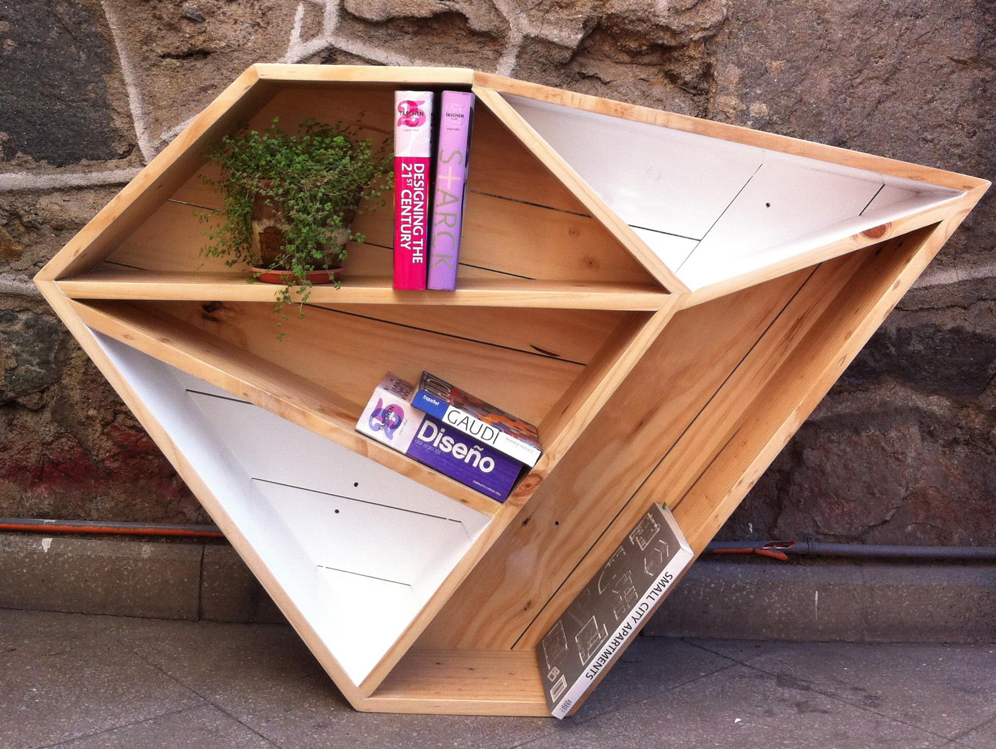Muebles y objetos de madera dise o patr n creado en chile - Objetos decoracion diseno ...